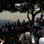 Transportasi Pelajar di pinggiran Palembang