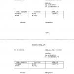 Abadi Jaya Grafika Form Surat Jalan