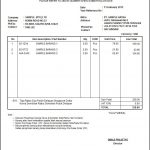 Contoh Faktur Pembelian Akuntansi Surat Telepon