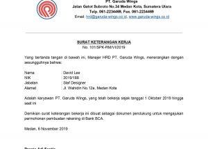 Download Gratis Contoh Surat Jalan Psbb