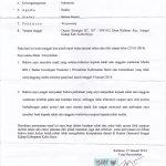 Contoh Surat Perjanjian Adopsi Anak Baru Lahir Gudang Surat