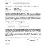 Contoh Surat Perjanjian Jual Beli Tanah Warisan Terlengkap Surat