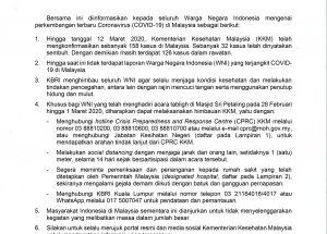 Download Gratis Contoh Surat Jalan Covid 19