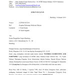 Kemper 5 Copy Contoh Surat Gugatan A12C001 UNPAD StuDocu