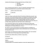 Kumpulan Contoh Surat Lengkap Contoh Surat Garansi
