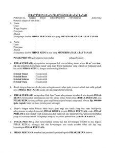 Kumpulan Contoh Surat Lengkap Contoh Surat Hibah Mobil