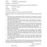 Surat Perjanjian Sewa Menyewa Ruko Word